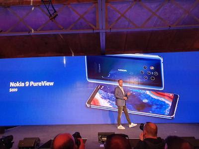 مراجعة كاملة عن هاتف نوكيا 9 Nokia 9 PureView