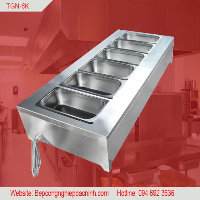 Thiết bị dưỡng nóng thức ăn loại nhỏ TGN-6K