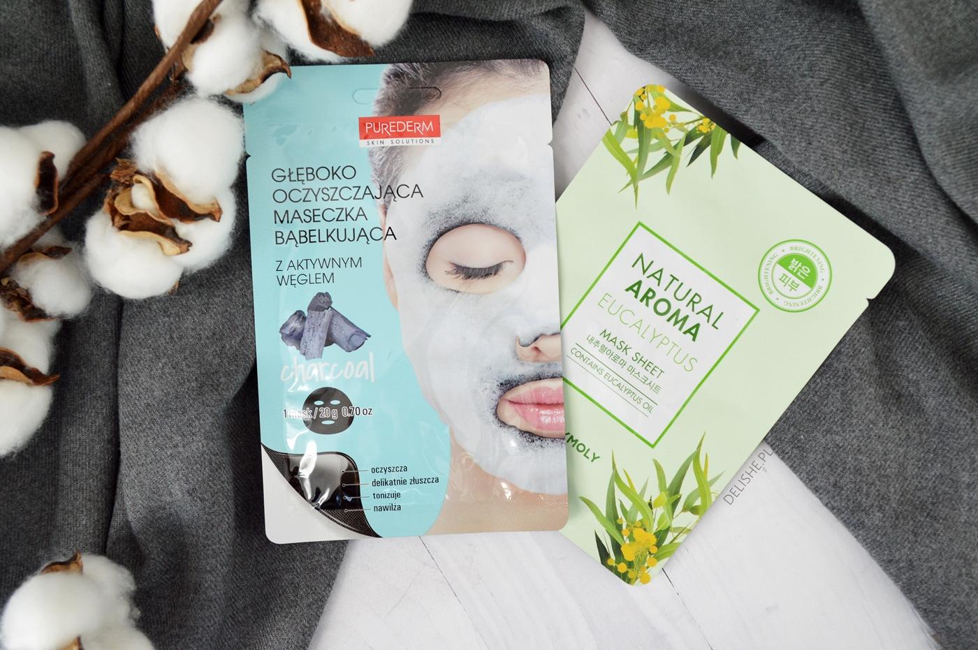 nowości kosmetyczne kosmetykomania maski w płachcie