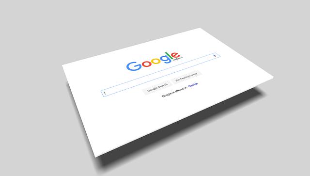 Google arama sayfası