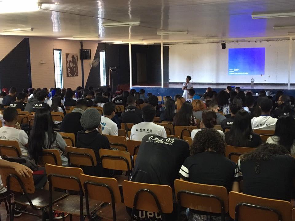 Escolas em Taguatinga tem debates sobre Educação sem LGBTfobia