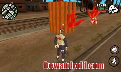 Cara Instal dan Memainkan Game GTA Mod Naruto