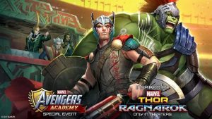 Free Download MARVEL Avengers Academy MOD APK Free Store 2018