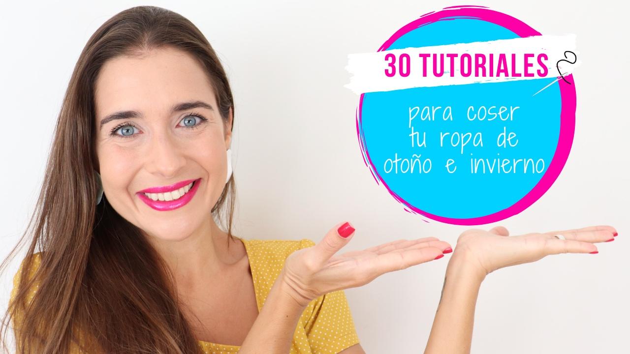 30 tutoriales para coser tu ropa de otoño e invierno