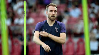 Atletico Want Eriksen If James Deal Falls Through