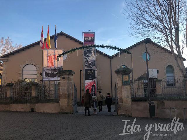 Museo de Historia de la Automoción edificio