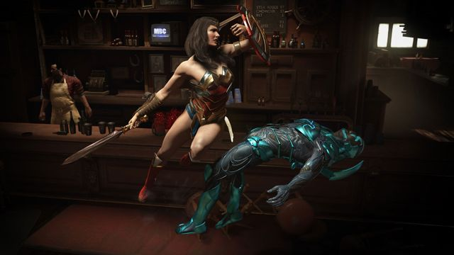 Injustice 2 Legendary Edition PC Full Español