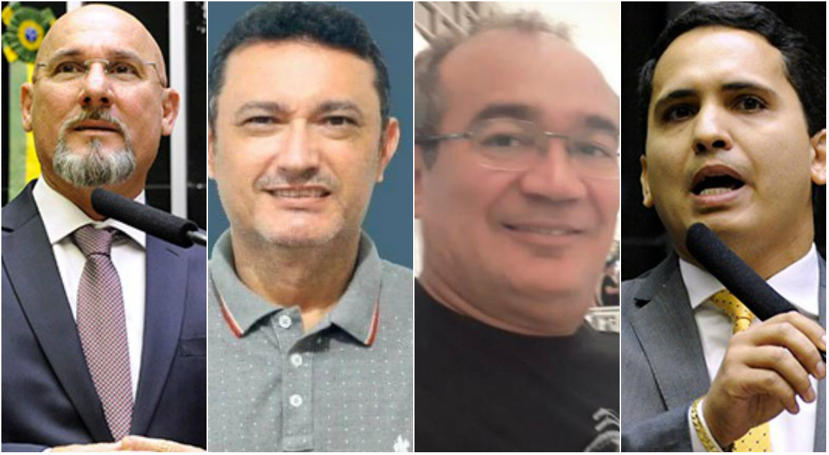 PL e PSB acertam dobradinha para eleição de prefeito e vice em Alenquer