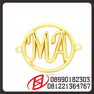 PLAT LABEL WARNA GOLDPLETT | PLAT LABEL WARNA BRASSGOLD | PLAT LABEL WARNA SILVER