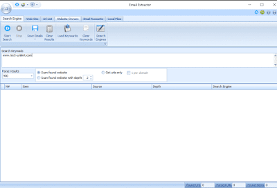 Email Extractor مع التفعيل 2021