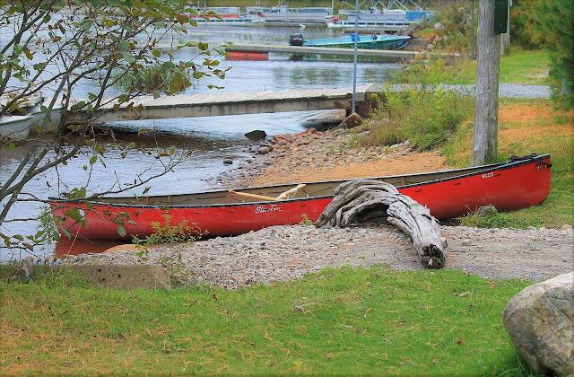 autumn in lake george adirondacks