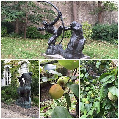 jardins musée maurice denis © Laura Prospero