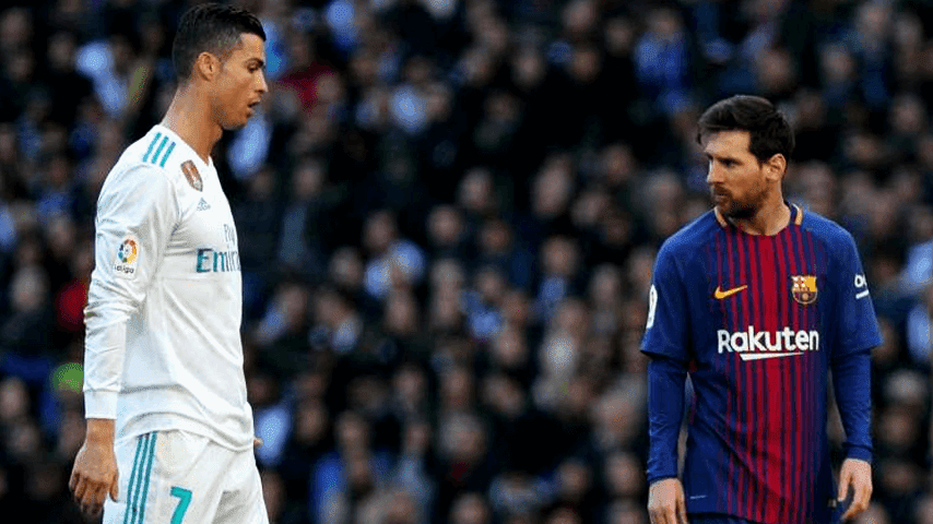 Ronaldo and Messi Are Not the Greatest in All The Time