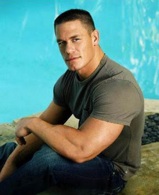 Who Love John Cena? I like him most..