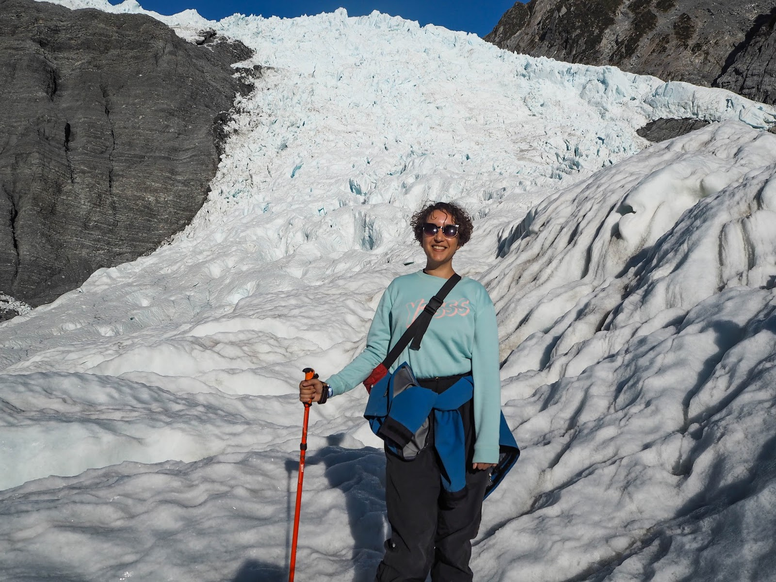 Hiking the Incredible Franz Josef Glacier, New Zealand