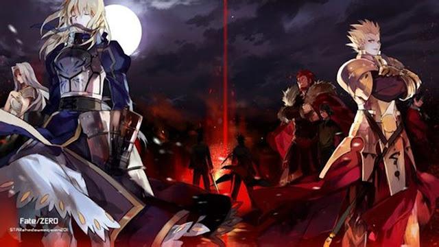 Download Fate/Zero BD Subtitle Indonesia