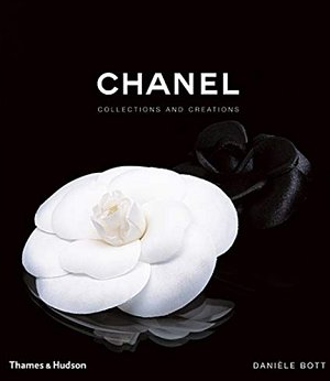 Chanel Collections and Creations designer style luxe glam coffee table books
