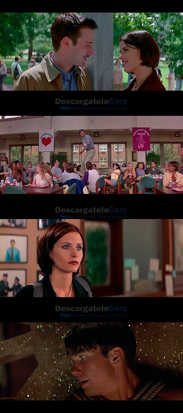 Scream 2 Grita y Vuelve a Gritar HD 1080p Latino