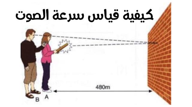 كيف تم قياس سرعة الصوت عبر التاريخ