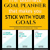 Set your goals and achieve them. (Slay Your Goals Planner Review)