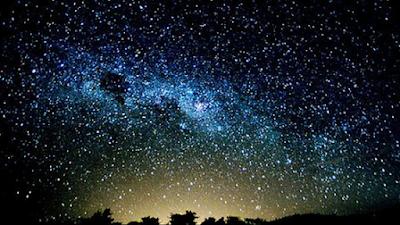 Você pode contar as estrelas?