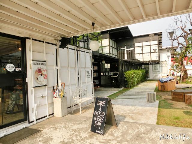 [曼谷遊記][曼谷食記] The Bloc內的Think Cafe和Simple Day Cafe 13