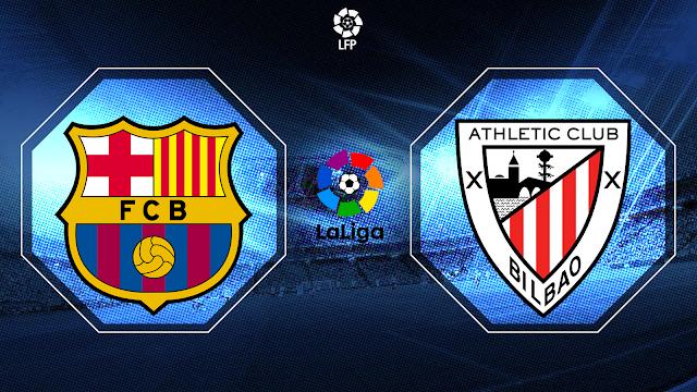 موعد مباراة برشلونة اليوم ضد أتليتك بلباو والقنوات الناقلة في قمة الأسبوع 31 من الليجا الإسبانية