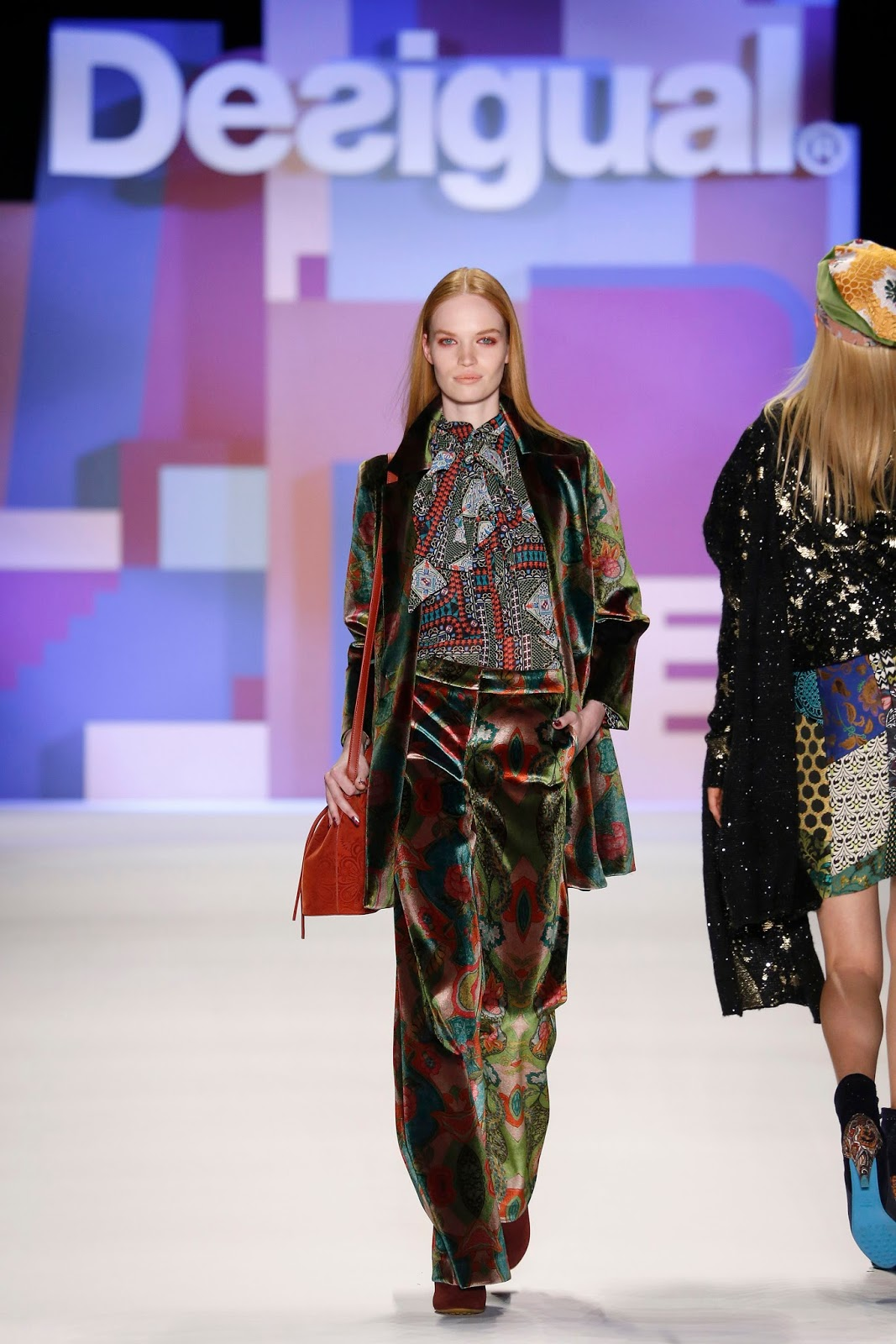 desigual, nyfw, fashion show, fall winter, new, trend, culture & trend magazine