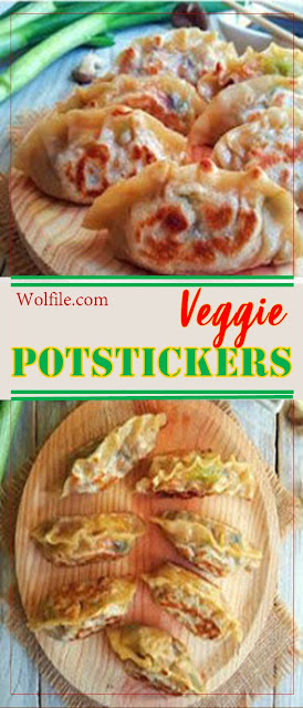 Vegan Potstickers Recipe #Vegan