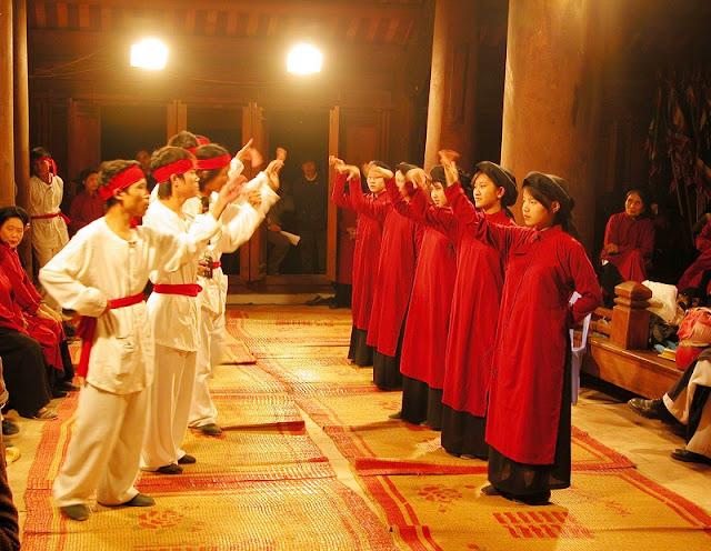 Vietnamese Folk Arts 3
