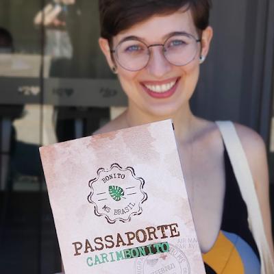 Passaporte Carimbonito