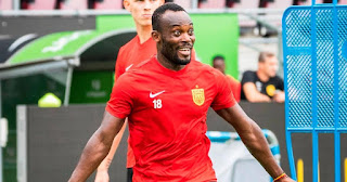 Former Chelsea midfielder Michael Essien joins the coaching staff of Nordsjelland