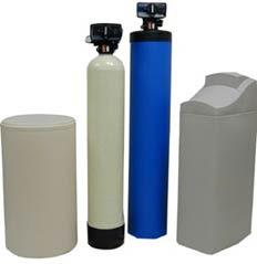 جهاز ازالة قساوة الماء للأستعمالات الصغيرة