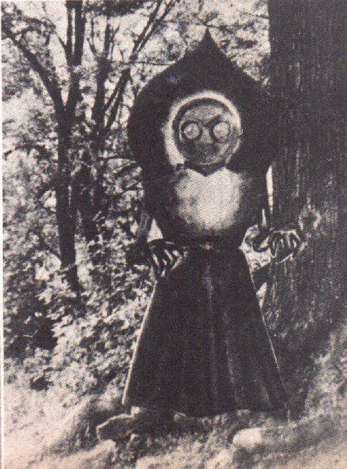 Creepy: Quái vật Flatwoods - The Flatwoods Monster