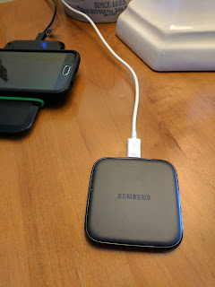 Samsung Mini Wireless Charger Pad