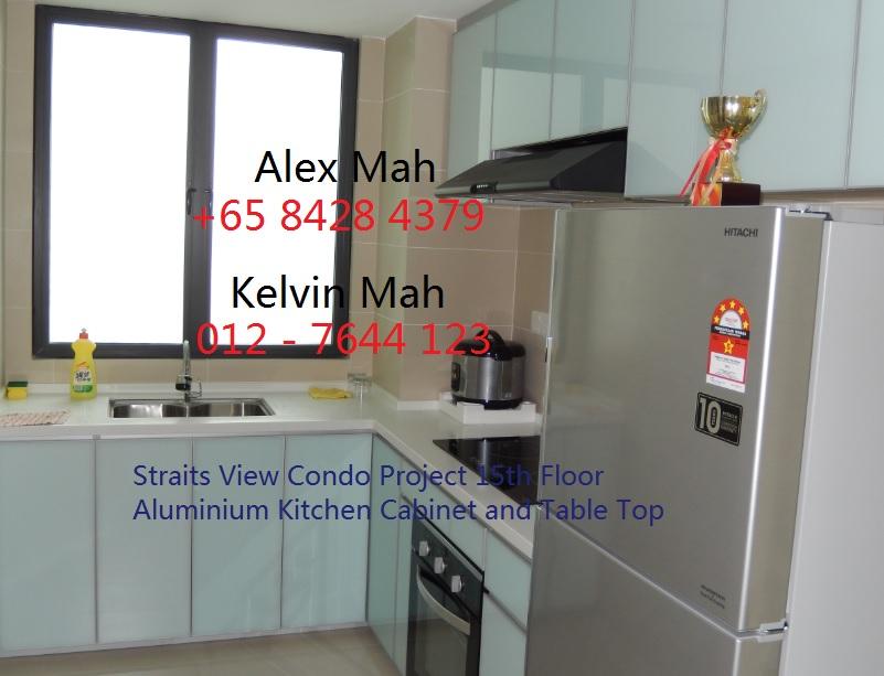 Aluminium Kitchen Cabinet Design Malaysia Trendyexaminer