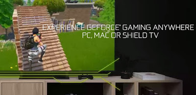 Geforce Gaming Emulator