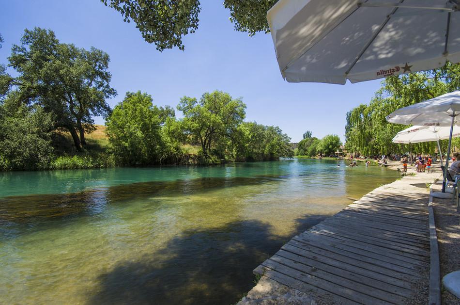 Parque fluvial de Zorita de los Canes