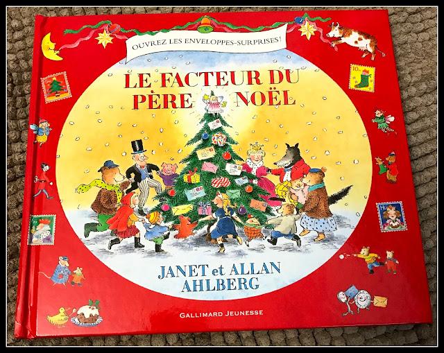 couverture livre Le facteur du Père-Noël