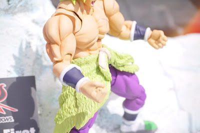 S.H.Figuarts Broly de Dragon Ball Super: Broly