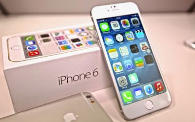Điện thoại iPhone 6 plus lock chính hãng