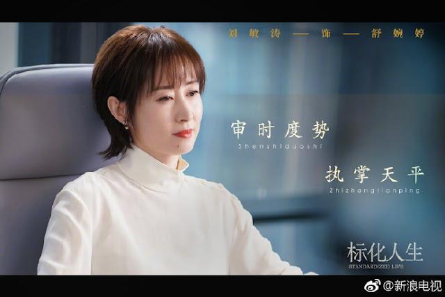Standardized Life cdrama Liu Mintao
