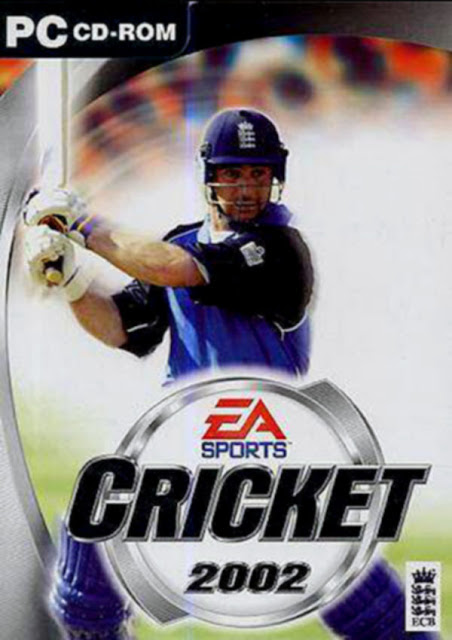 EA Sports Cricket 2002 Download Cover Free Game