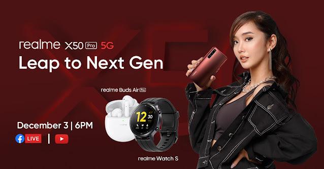 realme X50 Pro 5G Gizmo Manila