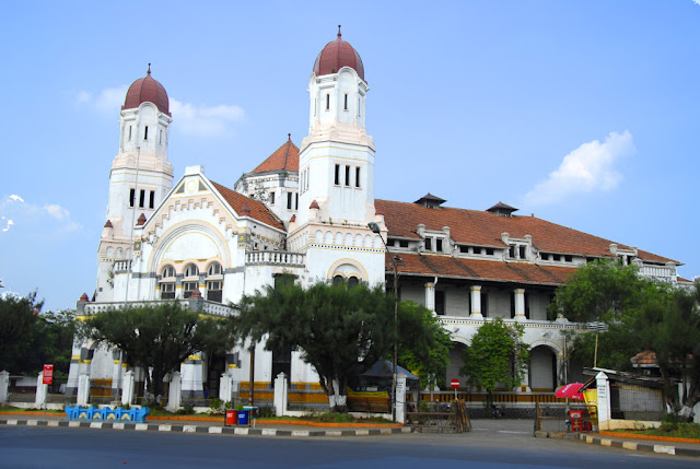Lawang Sewu | Wisata semarang | Wonderful Indonesia