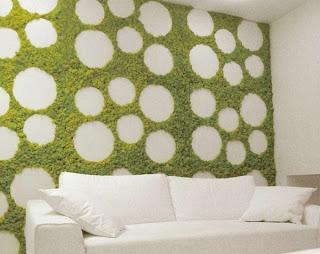 mendekorasi rumah dengan rumput palsu | artikel informasi baru
