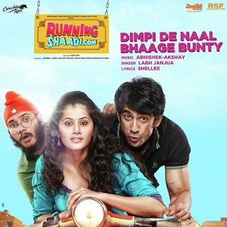 Dimpi De Naal Bhaage Bunty - Running Shaadi.Com (2017)