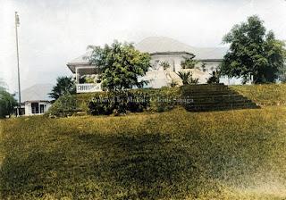 rumah kepala administrasi dari theeland kota pematangsiantar