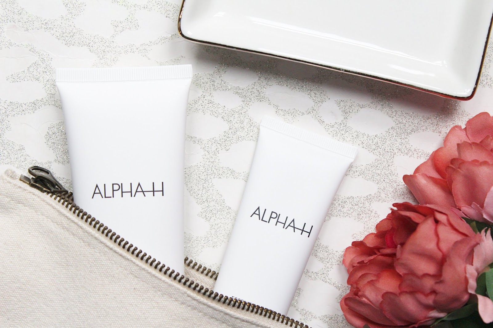 Exfoliate and Moisturise with Alpha-H