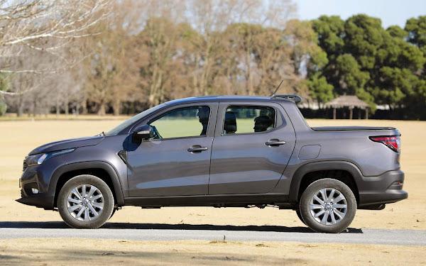 Fiat Strada - carros e as marcas mais vendidas do Brasil em fevereiro de 2021